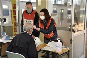 総合防災訓練(2)