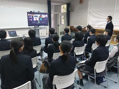 20201208_高大連携未来塾(慶應⇔水高)1
